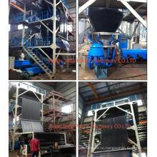 2-х слойная машина для производства пленки для сельского хозяйства
