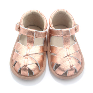 Summer Newborn Footwear Baby Sandals For Girl