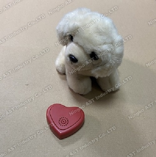 Heartbeat Box For Reborn Doll Pet Toy Plush Toy Amazon Popular Heart Beating Box Puppy Toy 5