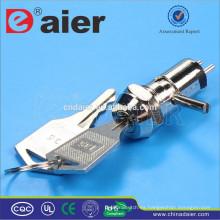 Daier K12-07 cilindro de interruptor de llave electrónica