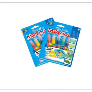 water Marbling kit 6 colors