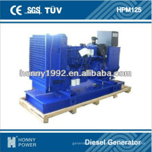 112.5KVA Lovol generación de 60Hzpower, HPM125, 1800RPM