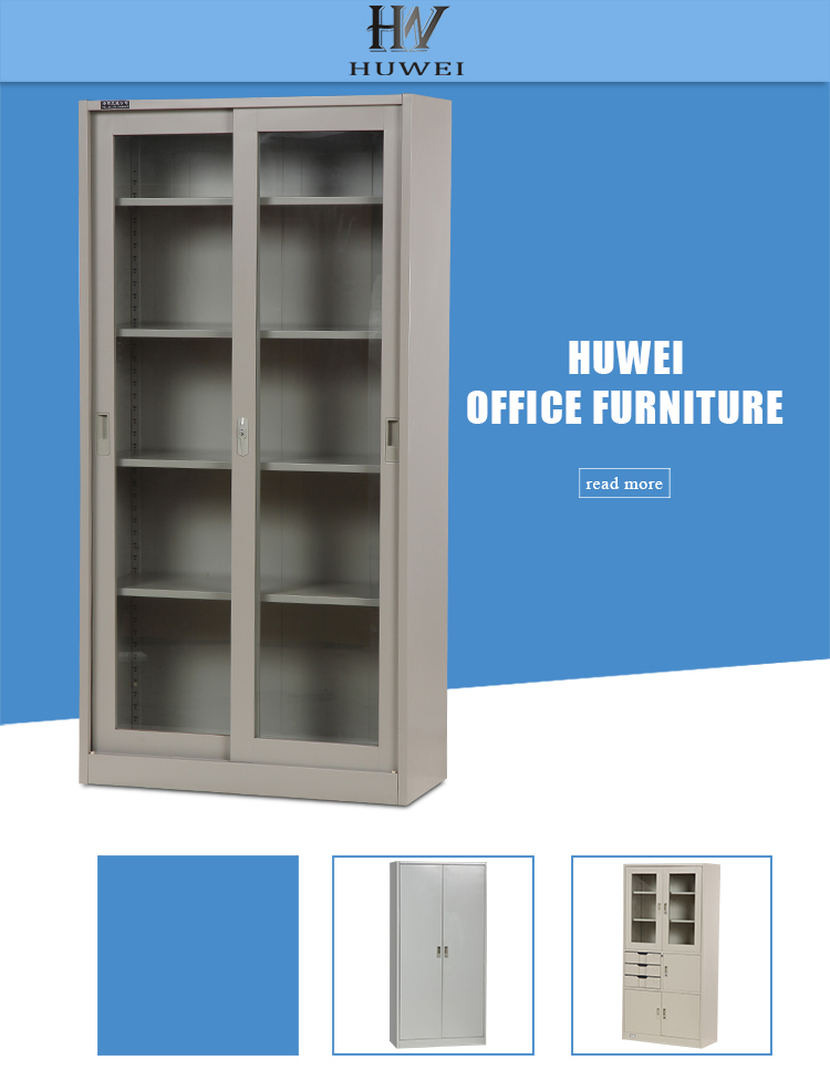 Sliding Door Steel Cabinet