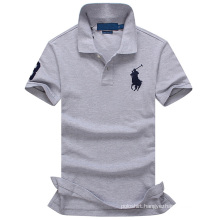 OEM Embroidery Logo Wholesale Polo T Shirt for Men Professional Manufacturer