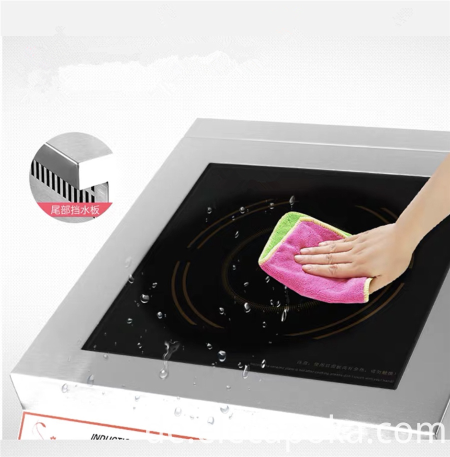 Induction Cooker Ceramic Glass