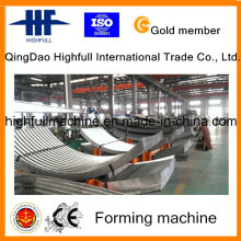 Машина для производства силосов для хранения зерна в Китае