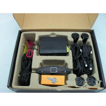 HF-JX-618 (01) Sensor de Estacionamento Led Sensor de Radar Do Ponto Cego Do Carro 12 V Estacionamento Sistema de Alerta Som Radar de Backup
