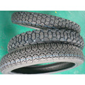 Motorcycle Rubber Tire and Tube with Many Sizes