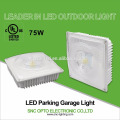 75W LED Parking Garage Luminaires to Replace 250W Metal Halide