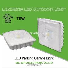 75W LED Parkhaus Leuchten, um 250W Metallhalogenid zu ersetzen