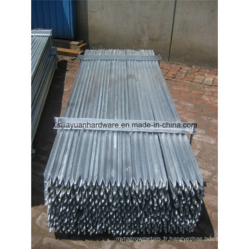 Star Picket for Australia Market / Y Shaped Fence Post