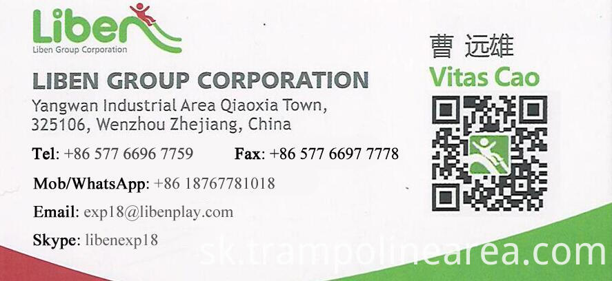 contact of best trampoline park