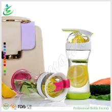 Bouteille en verre de haute qualité de 20 oz avec infuseur à jus de citron (IB-M4)