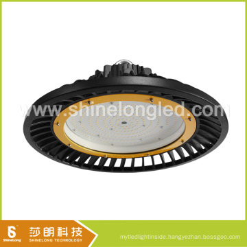 new 200w waterproof manufacturer round ufo led high bay light for warehouse