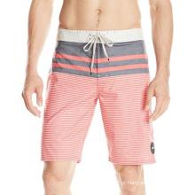Shorts da praia dos troncos da nadada dos homens da fábrica que surfam o short da forma