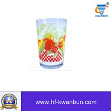 Decal Printing Cup Tea Cup Glassware Flower Good Quality kb-Hn0743
