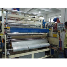 Équipement de film d'emballage de machines de petit pain de film de fonte
