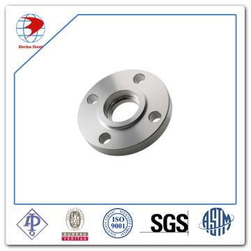 Acier inoxydable ASTM A182 F316L Sw RF bride ANSI B16.5