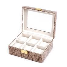 Caixa de relógio caixa de ferramentas de couro (hx-w2944)