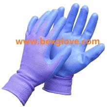 Color Work Garden Glove