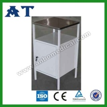 Stainless Steel Surface Hospital Cabinet