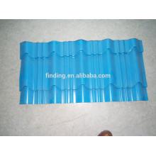 hangzhou colored steel roofing sheet coated corrugated steel sheet steel roof tile
