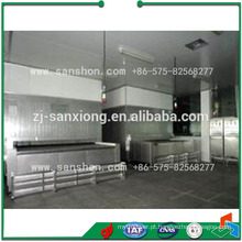 China Congelador rápido de mandioca, IQF Morango, Congelador rápido de explosão