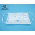Safe and breathable disposable masks for children