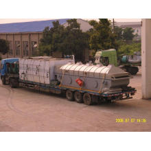 Secador de lecho fluido ácido cítrico