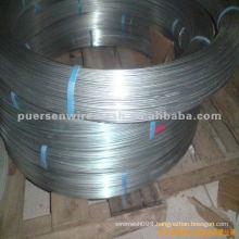 Galvanized Oval Wire (17/15=3.0/2.4mm)