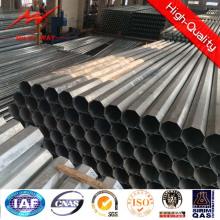 Overhead Transmission Line Steel Transmission Pole Structures