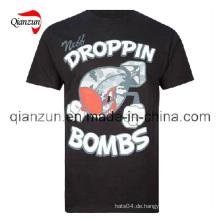 Drucken Lustige Haifisch-T-Shirts (wyy61)
