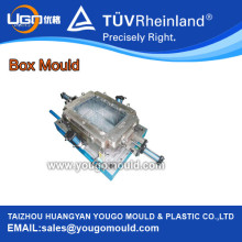 Plastic Box Mould Factory