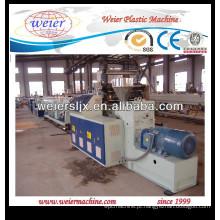 máquina de extrusora de SJ-65/75/90/120 de rendimento elevado