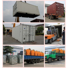 800kw 1000 kVA Silent Type Diesel Generator with 20FT 40FT Container Canopy Soundproof Generator