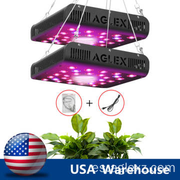 Plántula LED Grow Light COB 600W Rojo Azul