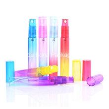 Garrafa de amostra de garrafa de perfume de vidro de 5 ml e 8 ml