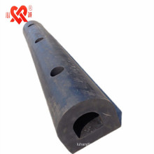 CCC SGS Verified Xincheng Brand boat D Type solid rubber fender