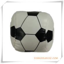 Spielball für Förderung von PVC gebildet.