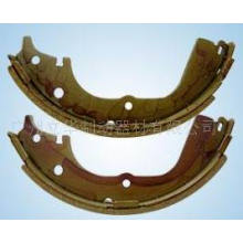 Verschleißfeste Bremsbacken (K2317) für Daihatsu und Toyota