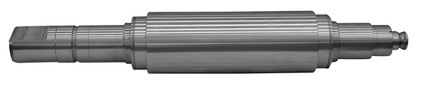 High graphite HSS ROLLS