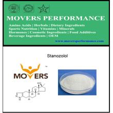 Hormona de alta calidad Stanazolol 98% para el culturismo