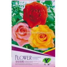 FL01 2018 neue Rose Blumensamen verschiedene Arten von Blumensamen zum Verkauf