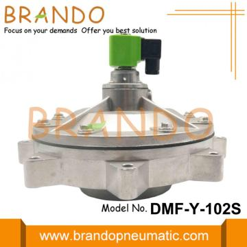 DMF-Y-102S G4 '' SBFEC Type Full Immersion Diaphragm Valve
