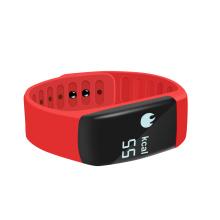 Ce und RoHS Standard Smart Armband mit Herzfrequenzfunktion