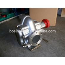 Low pressure electric fuel pump