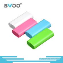 Pequeños regalos coloridos banco de moda de energía portátil para teléfono móvil