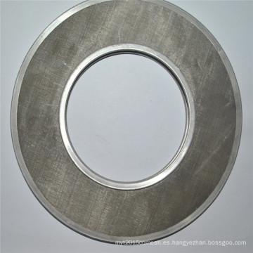 Productos de calidad Precio de fábrica Hojas de filtro de acero inoxidable