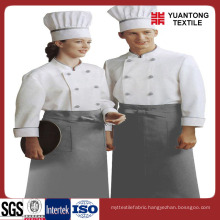 Comfortable 100% Cotton Fabric for Chef Clothes
