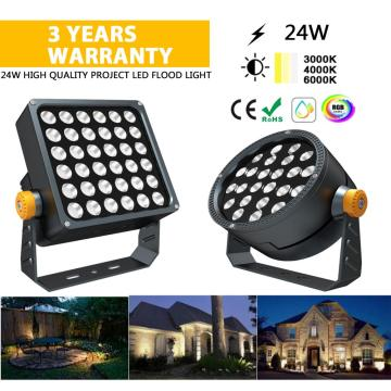 24V Watt 24W Outdoor Flood Light Outdoor Landschaft